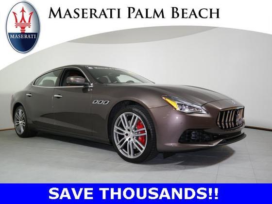 2018 Maserati Quattroporte S:24 car images available