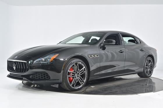 2019 Maserati Quattroporte S:20 car images available