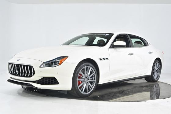 2019 Maserati Quattroporte S:14 car images available