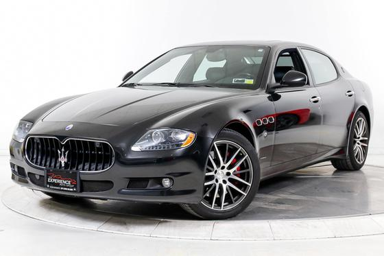2013 Maserati Quattroporte S:24 car images available