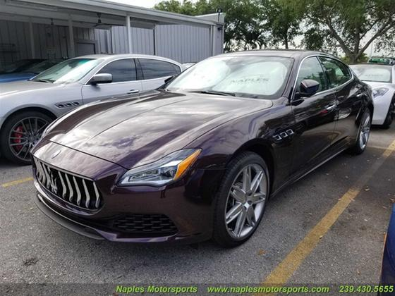 2018 Maserati Quattroporte S:5 car images available