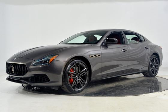 2019 Maserati Quattroporte S:24 car images available