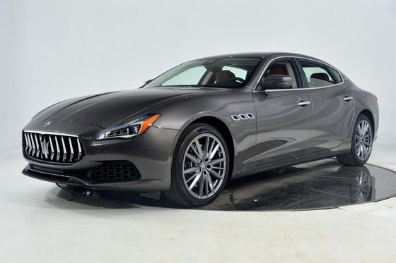 2019 Maserati Quattroporte S:21 car images available