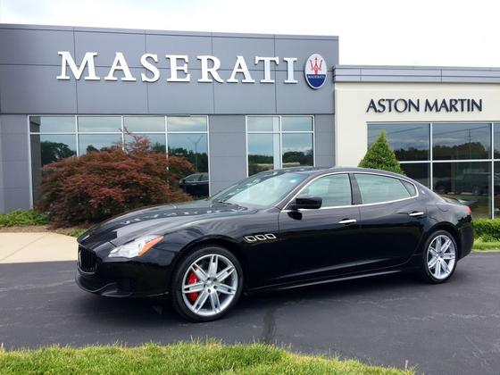 2016 Maserati Quattroporte S:24 car images available