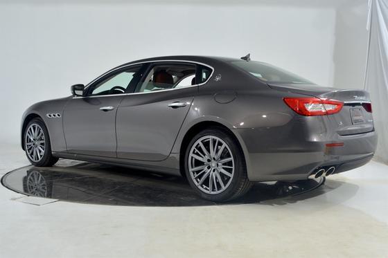 2019 Maserati Quattroporte S