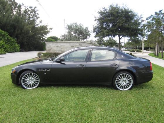2012 Maserati Quattroporte S:20 car images available