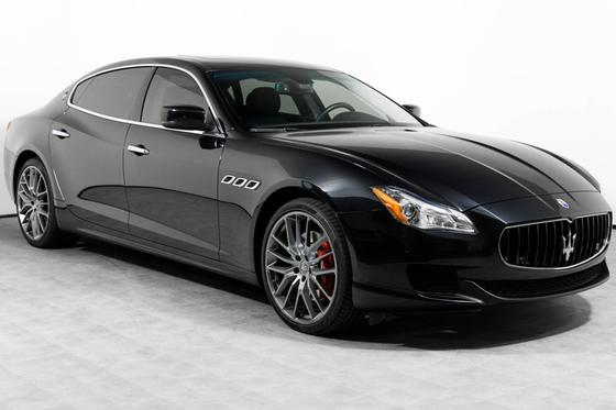 2016 Maserati Quattroporte S:24 car images available