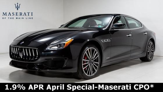 2019 Maserati Quattroporte S:22 car images available