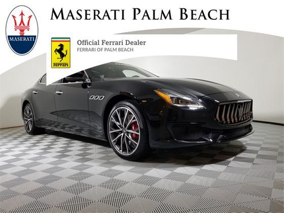 2020 Maserati Quattroporte S:24 car images available