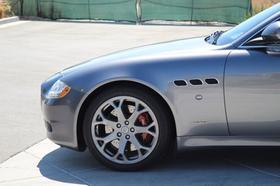 2009 Maserati Quattroporte S