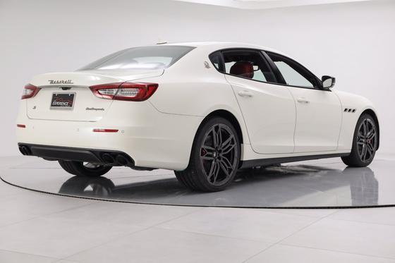 2020 Maserati Quattroporte S