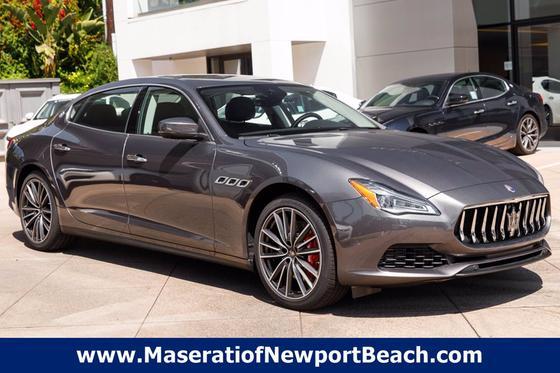 2019 Maserati Quattroporte S:9 car images available