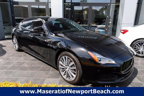 2018 Maserati Quattroporte S:13 car images available