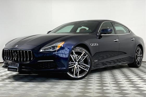 2021 Maserati Quattroporte S:11 car images available