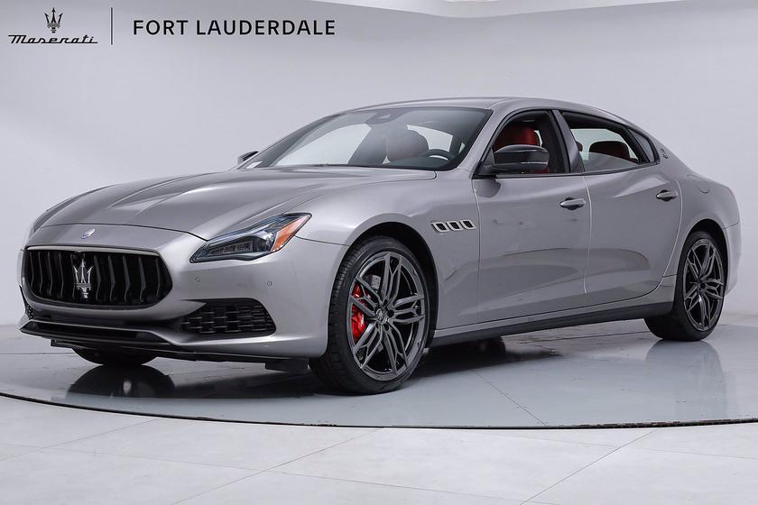 2021 Maserati Quattroporte S:19 car images available