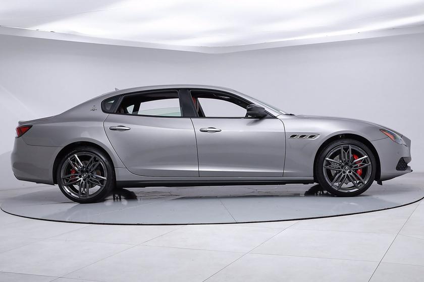 2021 Maserati Quattroporte S