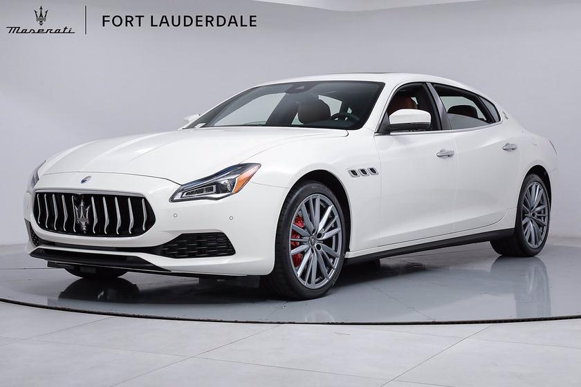 2021 Maserati Quattroporte S:20 car images available