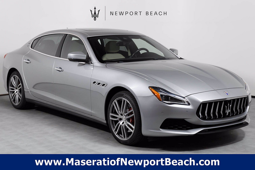 2018 Maserati Quattroporte S:20 car images available