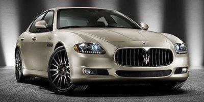 2013 Maserati Quattroporte S : Car has generic photo