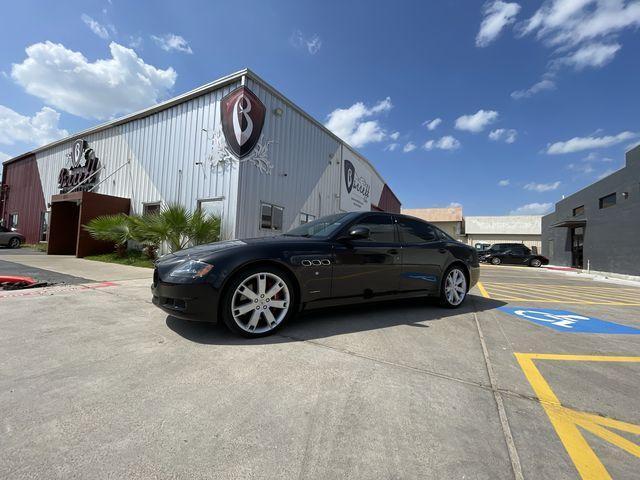 2012 Maserati Quattroporte S : Car has generic photo