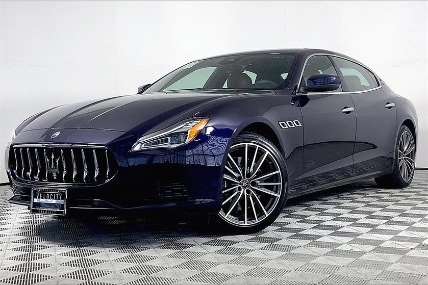 2021 Maserati Quattroporte S:11 car images available
