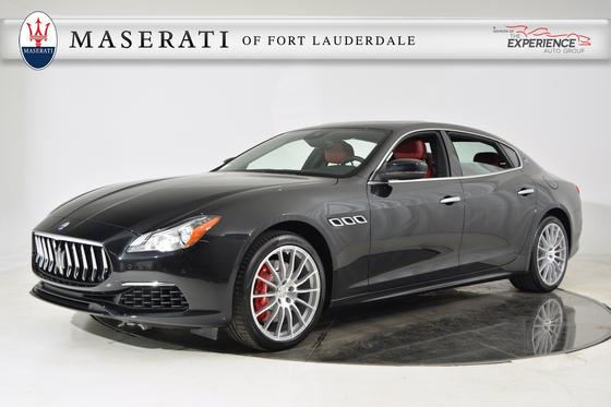 2017 Maserati Quattroporte SQ4 GranLusso:24 car images available