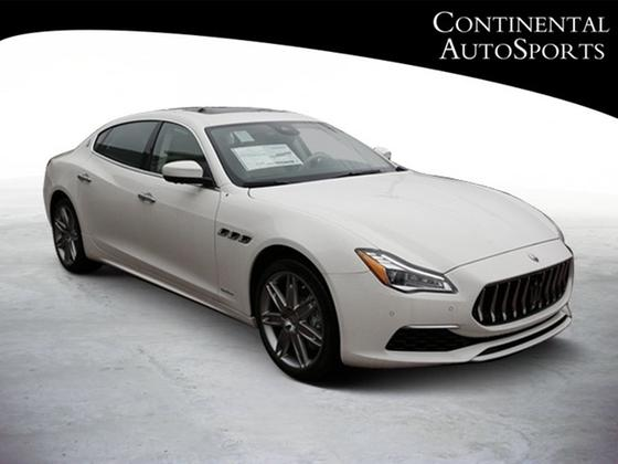 2018 Maserati Quattroporte SQ4 GranLusso:24 car images available