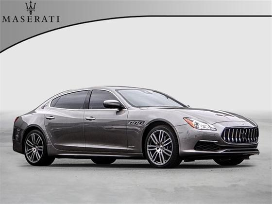 2017 Maserati Quattroporte SQ4 GranLusso:20 car images available