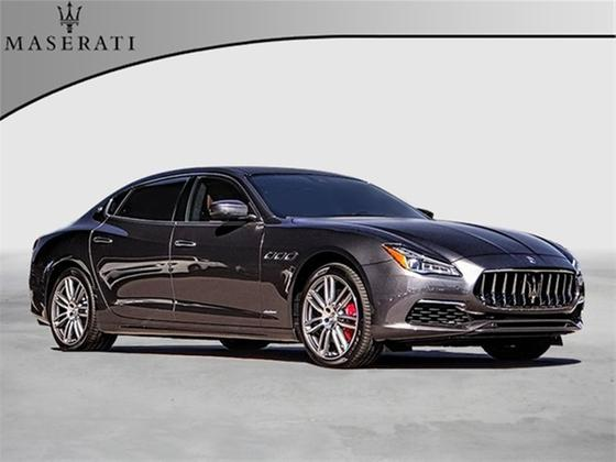 2018 Maserati Quattroporte SQ4 GranLusso:15 car images available