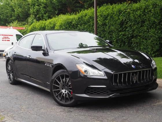 2017 Maserati Quattroporte SQ4 GranLusso:23 car images available