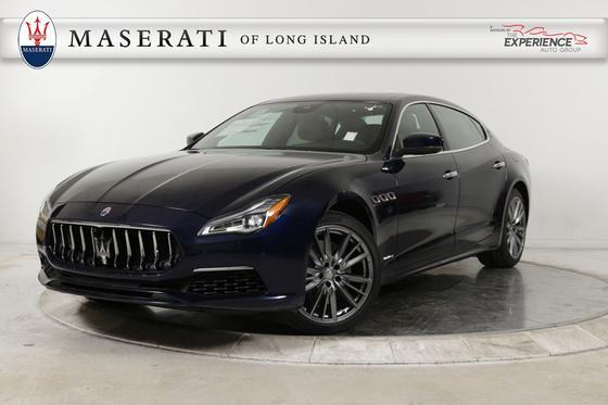 2019 Maserati Quattroporte SQ4 GranLusso:14 car images available