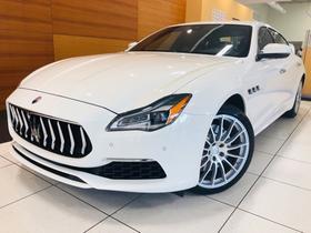 2019 Maserati Quattroporte SQ4 GranLusso:24 car images available