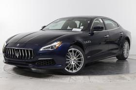 2019 Maserati Quattroporte SQ4 GranLusso:13 car images available