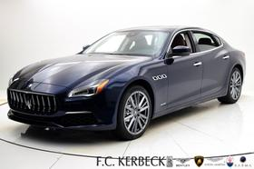 2019 Maserati Quattroporte SQ4 GranLusso:24 car images available