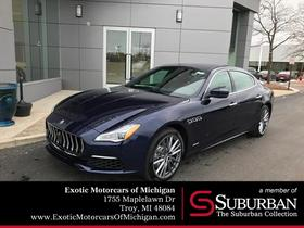 2019 Maserati Quattroporte SQ4 GranLusso:12 car images available