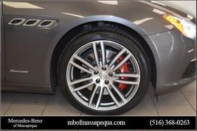 2017 Maserati Quattroporte SQ4 GranLusso