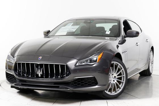 2019 Maserati Quattroporte SQ4 GranLusso:15 car images available