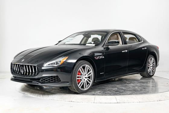 2018 Maserati Quattroporte SQ4 GranLusso:13 car images available