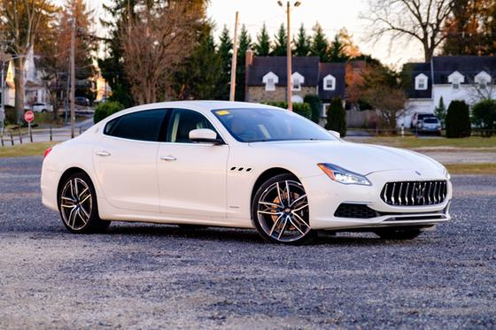 2019 Maserati Quattroporte SQ4 GranLusso:11 car images available