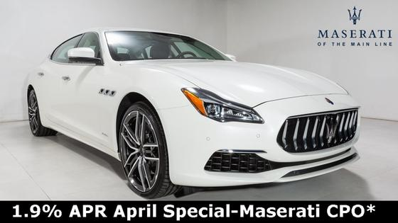 2019 Maserati Quattroporte SQ4 GranLusso:23 car images available