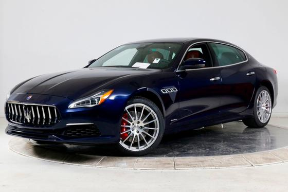 2020 Maserati Quattroporte SQ4 GranLusso:13 car images available