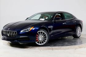 2020 Maserati Quattroporte SQ4 GranLusso:13 car images available