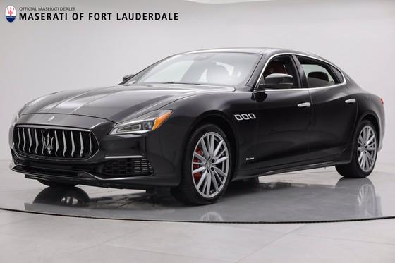 2020 Maserati Quattroporte SQ4 GranLusso:20 car images available