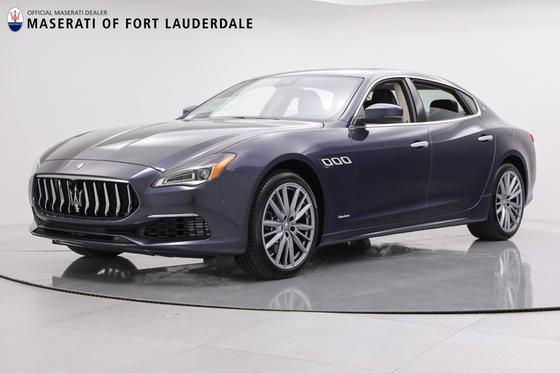 2020 Maserati Quattroporte SQ4 GranLusso:20 car images available