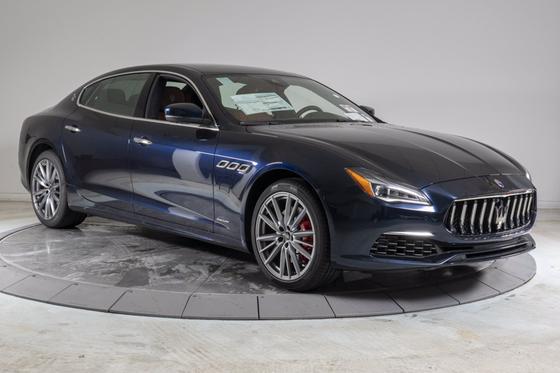2021 Maserati Quattroporte SQ4 GranLusso