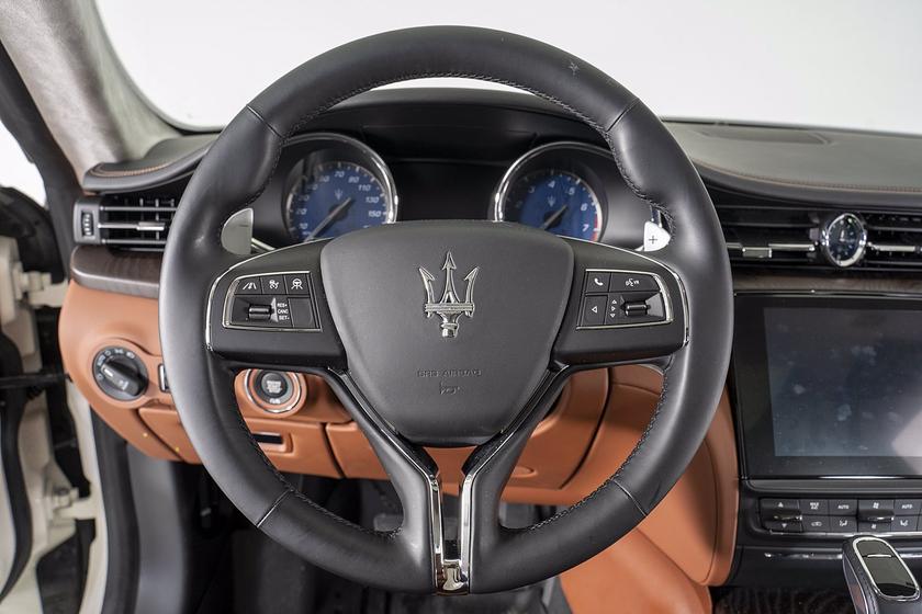 2019 Maserati Quattroporte SQ4 GranLusso