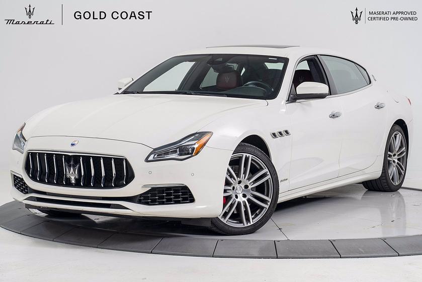 2018 Maserati Quattroporte SQ4 GranLusso:18 car images available