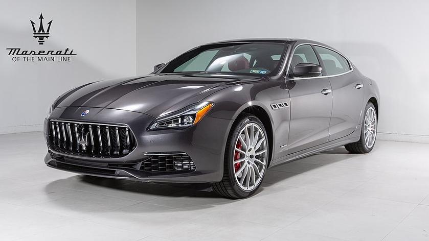 2021 Maserati Quattroporte SQ4 GranLusso:22 car images available