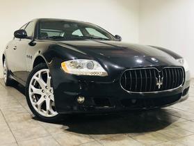 2010 Maserati Quattroporte Sedan