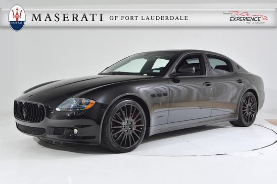 2011 Maserati Quattroporte Sport GT S:21 car images available